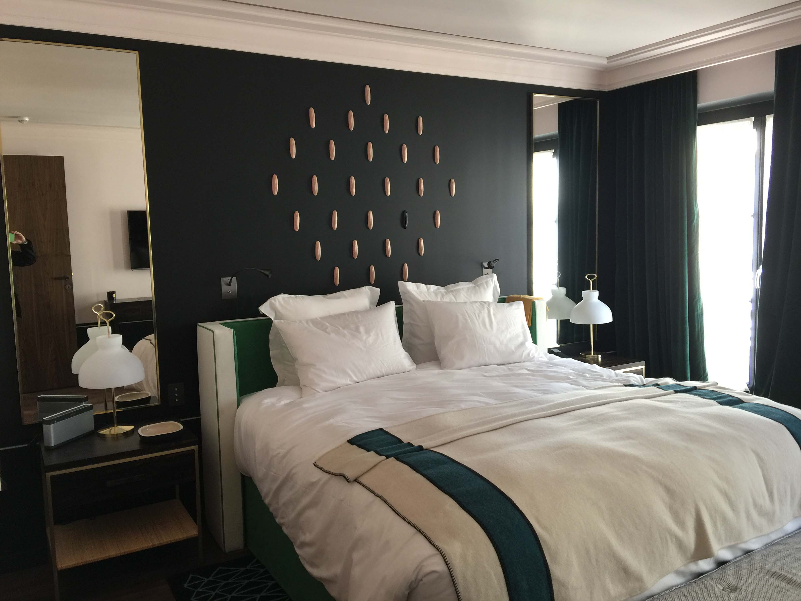 hotel st roch paris hipret group residential and hospitality. Black Bedroom Furniture Sets. Home Design Ideas